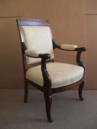 Edwardian Armchair completed